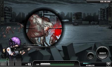 Zombie Sniper 3D II - 2