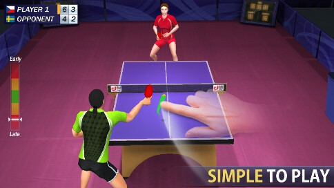 Table Tennis - 2