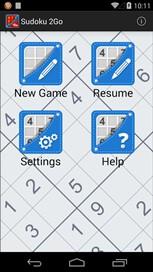 Sudoku 2Go Free - 1