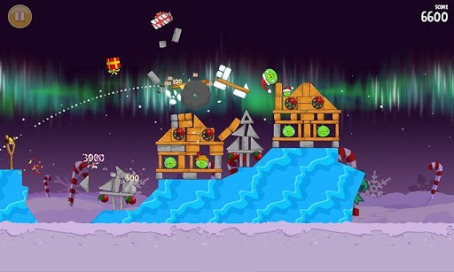 Angry Birds Seasons - 3