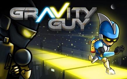 Gravity Guy FREE - 1