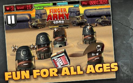 Finger Army 1942 - 2