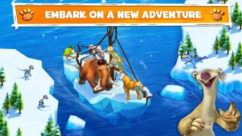 Ice Age Adventures - 3