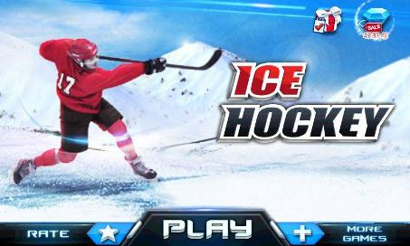 Ice Hockey 3D - 2