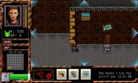 Cyber Knights RPG - 3