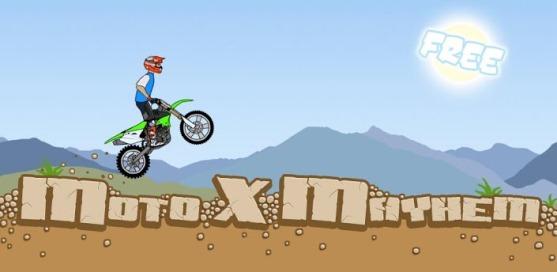 Moto X Mayhem - 1