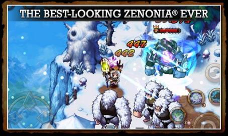 ZENONIA 4 - 3