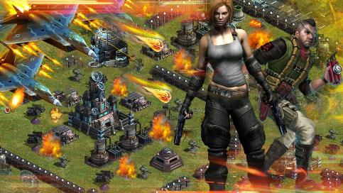 Grand Battle MMO Strategy War - 4