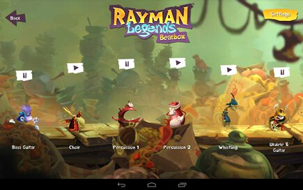Rayman Legends Beatbox - 5
