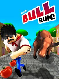 Agent Bull Run Endless Racing - 3