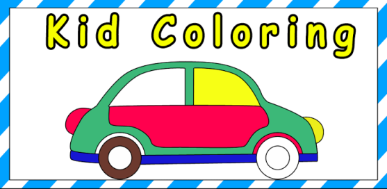 Kid Coloring - Kid Paint - 1