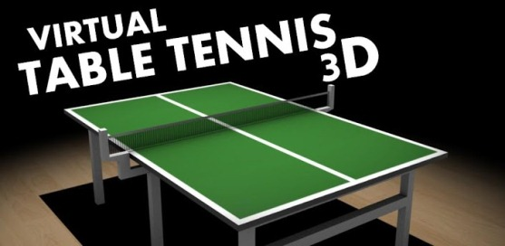 Virtual Table Tennis 3D - 1
