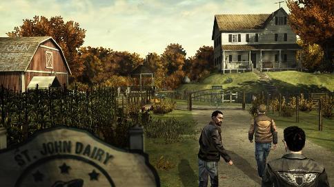 The Walking Dead Season One - 4