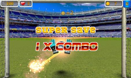 Super Goalkeeper Soccer Game - 3