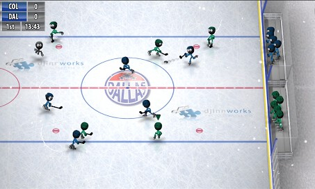 Stickman Ice Hockey - 2