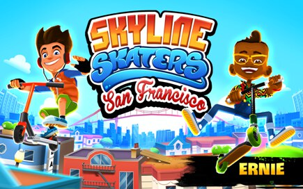 Skyline Skaters - 1