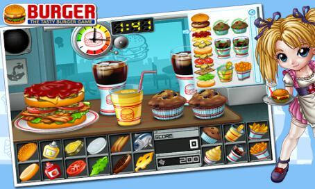 Burger - 4