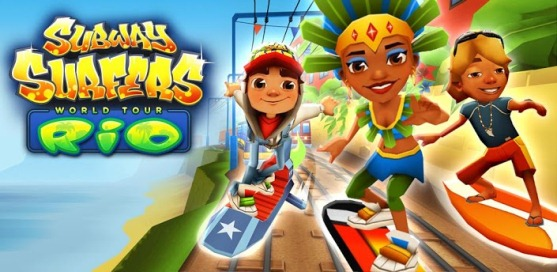 Subway Surfers World Tour Rio - 1