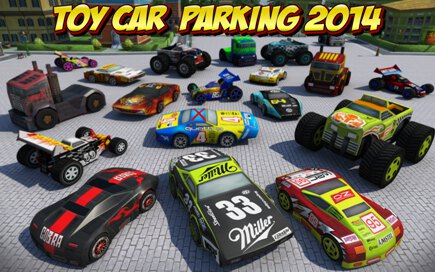 Toy Car Parking 2014 - 1