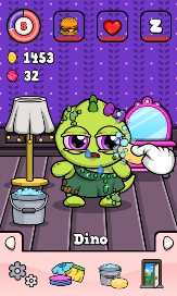 Baby Dino - Virtual Pet Game - 3