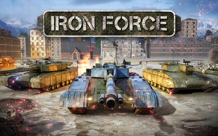 Iron Force - 4