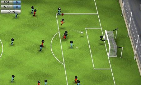 Stickman Soccer 2014 - 2