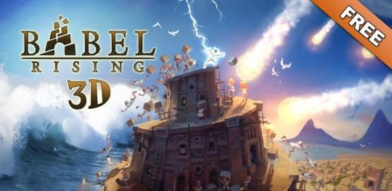 Babel Rising 3D! - 1
