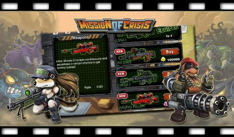 Mission Of Crisis - 3