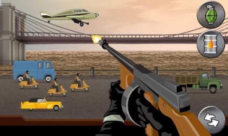 Mafia Game - Mafia Shootout - 2