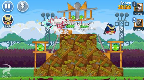 Angry Birds Friends - 3