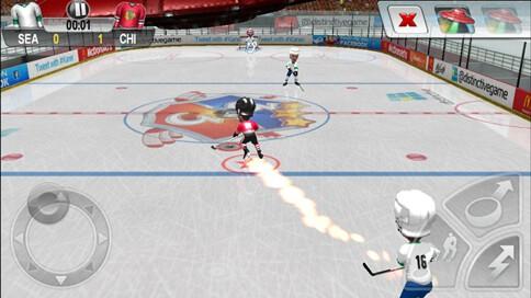 Patrick Kane's Arcade Hockey - 3