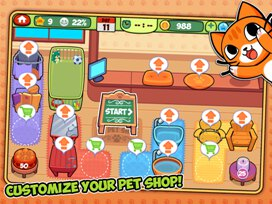 My Virtual Pet Shop the Game - 2
