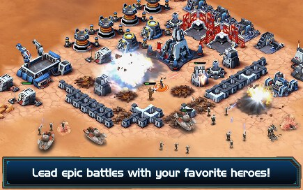 Star Wars Commander - 2