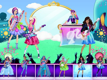 Barbie Superstar! Music Maker - 3