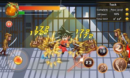Goku Legend: Super Saiyan Fighting - 1