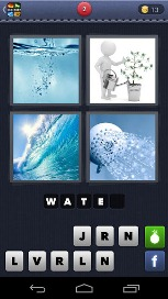 4 Pics 1 Word - 3