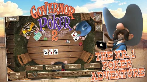 Governor of Poker 2 - 1