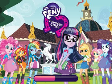 Equestria Girls - 1