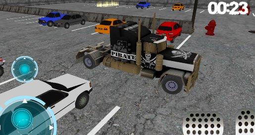 Truck Driver Parking 3D - 3