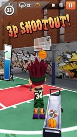Swipe Basketball 2 - 3