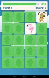Kids Memory Game Animals - 1