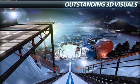 Super Ski Jump Winter Rush - 3