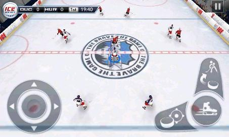 Ice Hockey 3D - 1