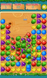 Fruit Crush HD - 1