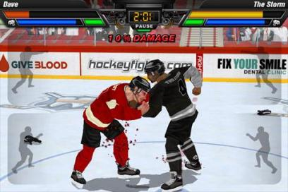 Hockey Fight Lite - 2