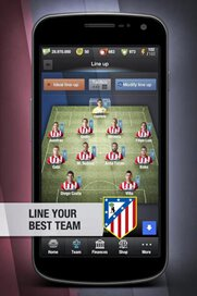 Atl?tico de Madrid Manager 15 - 2