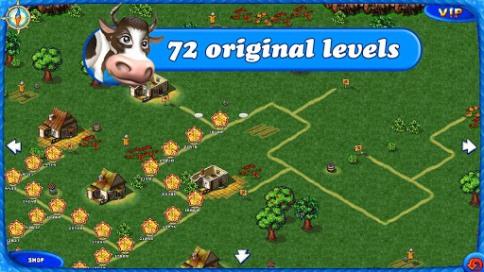 Farm Frenzy Free - 1