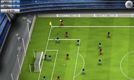 Stickman Soccer 2014 - 1