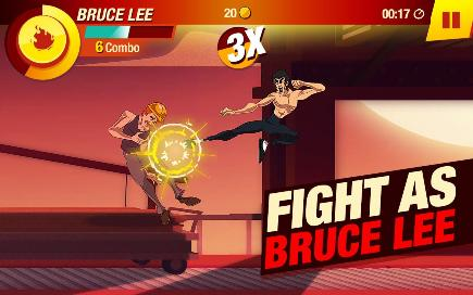 Bruce Lee Enter The Game - 1