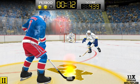 NHL Hockey Target Smash - 1